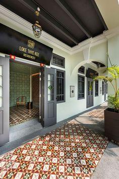 Loke Thye Kee Residences: Recapturing Historic Penang with Modern day Zest - http://www.interiordesign2014.com/other-ideas/loke-thye-kee-residences-recapturing-historic-penang-with-modern-day-zest/