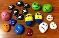 Crafts. Library events. Pet rocks. Monsters. Zombies. Pirates. Despicable Me Minions. Teens. Tweens.