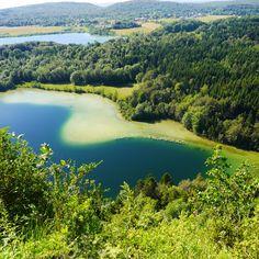 Belvédère des 4 lacs, Jura, photo prise par Valérie Coutrot.