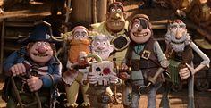 'Pirates, Band of Misfits' > Unicité design persos
