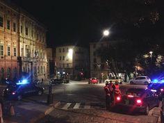 """""""Cinturata"""", dai Carabinieri, la Perugia di notte, controllate 110 persone, 6  denunce"""