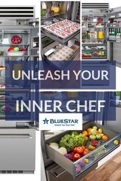 Luxury Lifestyle : Bluestar offer 135 years of unforgettable performance, handcrafted quality, and . Bluestar Range, Group Home, Built In Refrigerator, Luxury Candles, Home Chef, Kitchen Cart, Luxury Lifestyle, Chefs, Luxury Cars