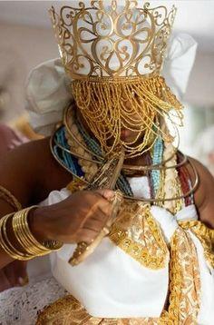 Yoruba Religion, Born This Way, African Culture, Brainstorm, Headpiece, Beauty, Art, Pictures, Spiritual
