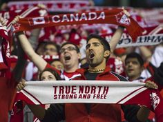 Students at Toronto Catholic schools will now have to deliver an a cappella rendition of the national anthem every morning, according to a Thursday night vote by the Toronto District Catholic School Board Catholic School Board, Canada Soccer, O Canada, Soccer Fans, True North, National Anthem, Singing, Google Search, Awesome