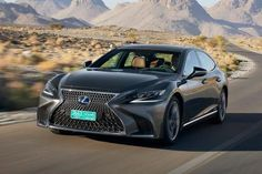New Lexus LS 500h 2018 review