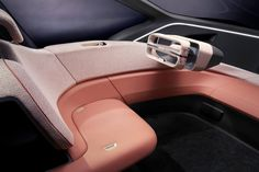 Nio Eve electric car 1000 Km range, 6 seats, William Li builds Tesla Challenger - Electric Cars - Autos Car Interior Sketch, Car Interior Design, Truck Interior, Interior Concept, Boat Interior, Interior Paint, Auto Design, Design Autos, Automotive Design