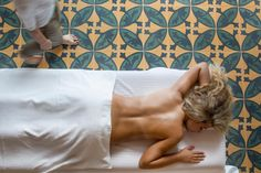 Indoor massage www.oleavillas.com