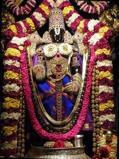 Lord Balaji Wallpapers - Lord Venkateswara Wallpapers