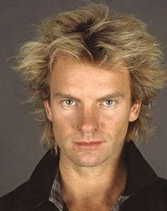 Sting. Músico bajista británico y activista x los derechos humanos.
