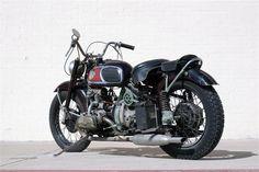 Von Dutch's XAVW Motorcycle