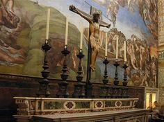 12146 - Vatican - Cappella Sistina