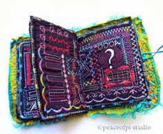Image result for machine embroidered art quilts