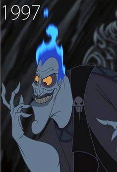Hades from Hercules 1997 Superhero Villains, Disney Villains, Disney Pixar, Disney Characters, Old Disney, Disney Love, Disney Magic, Disney Stuff, Hades Disney