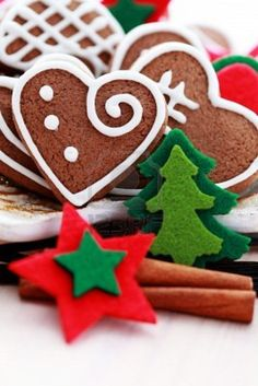 Plate Full Of Christmas Gingerbreads - Sweet Food Royalty Free Stock Photo, Pictures, Images And Stock Photography. Image 9484780.