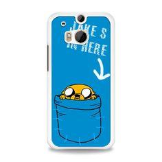 Jake's in Here HTC One M8 Case   yukitacase.com