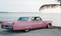 My pink ride...
