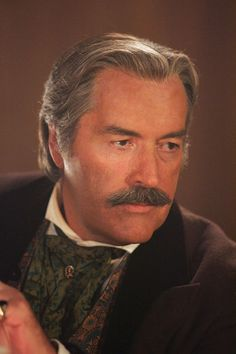 Powers Boothe - he was so good in Deadwood