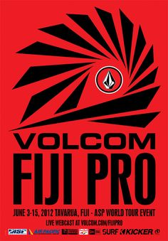 This image, I feel, speaks to the idea that Michel Foucault was getting at; specifically the producer function. When viewing this poster, the viewer does not associate it with the owner of Volcom, or the the artists that made or printed it, but rather the culture and brand that it represents as a company. Additionally, the simple black and red with basic geometric shapes really makes the wave design pop.