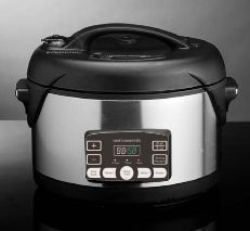 cook s essentials electric pressure cooker 99700 99740 manual rh pinterest com cooks essentials pressure cooker manual 99735 cooks essentials pressure cooker manuals