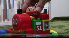 アンパンマンおもちゃ 電車(SLマン) Anpanman train