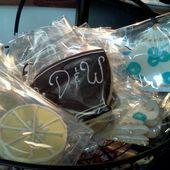 Cookies.  http://www.davenportandwinkleperry.com/