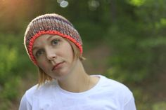 Check out this hat from Powder Knits. Find on Facebook an Instagram!