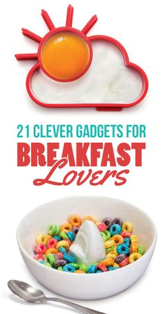 21 Clever Gadgets For People Who Really Love Breakfast