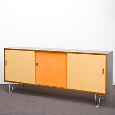 Mertz & Co., Sideboard, 1950s.