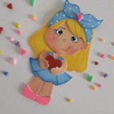 Foam Crafts, Diy And Crafts, Cartoon Kids, Handicraft, Princess Peach, Alice, Rose, Mimosas, Samara