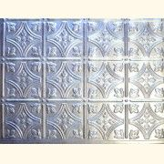 "Savannah Cross Hatched Silver( pack of 10)  Size: 24""X18""	 Price: 199.00 USD"