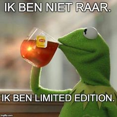 Gewoon... een limited edition