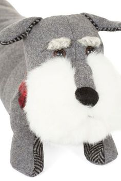 Buy Sam Schnauzer Draft Excluder online today at Next: Israel