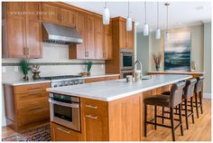 Kitchen | Design by Steinberg Custom Designs, Photography by Kristina O'Brien Photography, Maine