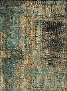 Mod - Nifty - Samad - Hand Made Carpets Home Rugs, Brush Strokes, Modern Rugs, Nifty, Contemporary Design, Green Rugs, Abstract, Carpets, Art
