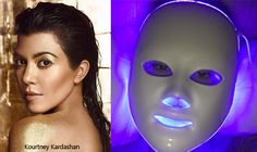 Kourtney Kardashian is one of the celebrities who uses Led Light Therapy to keep her skin fresh and smooth.   Led Light Therapy comes in different Led  Lights (blue, red & infrared). Every light colour targets different skin issues. Learn more about this amazing treatment that celebrities are using like crazy. http://www.wickedbeauty.com.au/non-surgical-treatments/led-light-therapy/ #kourtneykardashian #ledlighttherapy #skintreatment #skincare #pamperyourskin #beautytreatment #wickedbeauty…