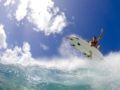 #HowTo Master the Basics: Hawaii's Zeke Lau on the five maneuvers every surfer should know. #SURFER #SURFERPhotos