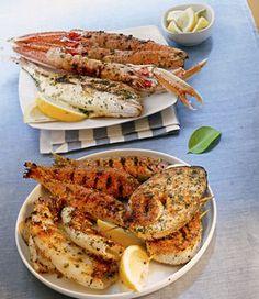 La grigliata di pesce, ecco come fare