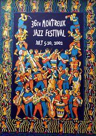 Image result for montreux jazz festival art