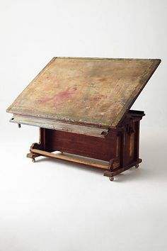 Stowed Away Table - anthropologie.com