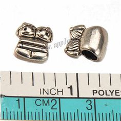 Zinc Alloy Human Large Hole Beads,Two Men,Plated,Cadmium And Lead Free,Various Color For Choice,Approx 11.5*10.5*7mm,Hole:Approx 4mm,Sold By Bags,No 010033
