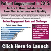 Examines the types of tools healthcare organizations use to engage patients and drills down on the use of patient portals within patient engagement programs.