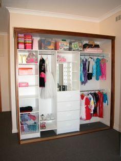 Profile Wardrobe - 3 Door