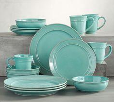 Turquoise Kitchen Decor, House Of Turquoise, Diy Kitchen Decor, Kitchen Ideas, Kitchen Stuff, Kitchen Gadgets, Kitchen Tables, Kitchen Dishes, Kitchen Design