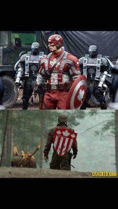 The true Winter Soldier