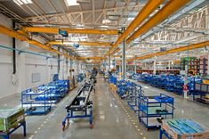 Scania, the Swedish commercial vehicle manufacturer now owned by the Volkswagen Group, inaugurated its first manufacturing facility in India today. Warehouse Layout, Warehouse Project, Steel Structure Buildings, Industrial Park, Volkswagen Group, Led Manufacturers, Factory Design, Building Systems, Commercial Vehicle