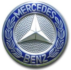 Mercedes - Benz Logo