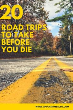 20 Road Trips to Take Before You Die ~ Maps & Merlot - - Discover the best road trips in the world! These are the top 21 road trips you need to add to your bucket list right now. The Road, Us Road Trip, Road Trip Hacks, Solo Travel, Travel Usa, Texas Travel, Roadtrip, Travel Photos, Travel Tips