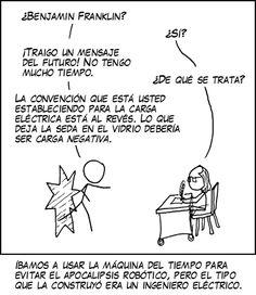 Humor de Ingenieros – Electricidad