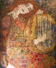 La joueuse de lune by Anne Marie Zilberman