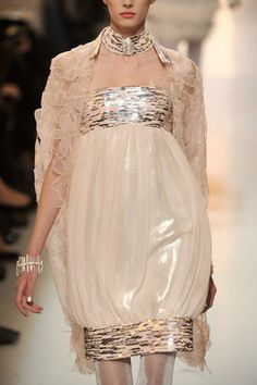 Chanel at Couture Spring 2010